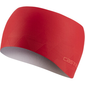 Castelli Pro Thermal Hoofdband, red